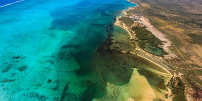 Aerial View of Ningaloo
