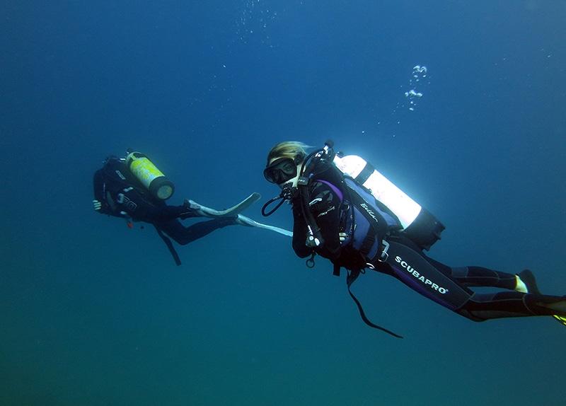 Dive Ningaloo - Dive Master