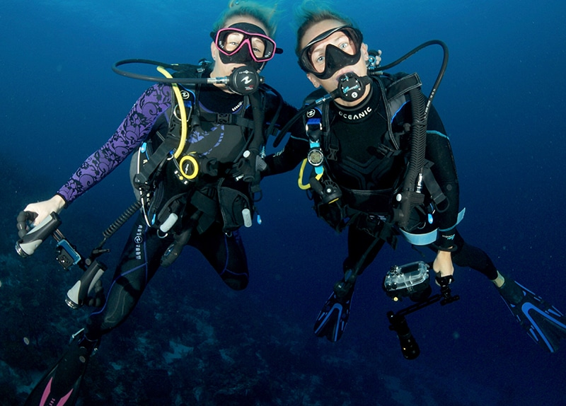 Dive Ningaloo - Discover Scuba Diving