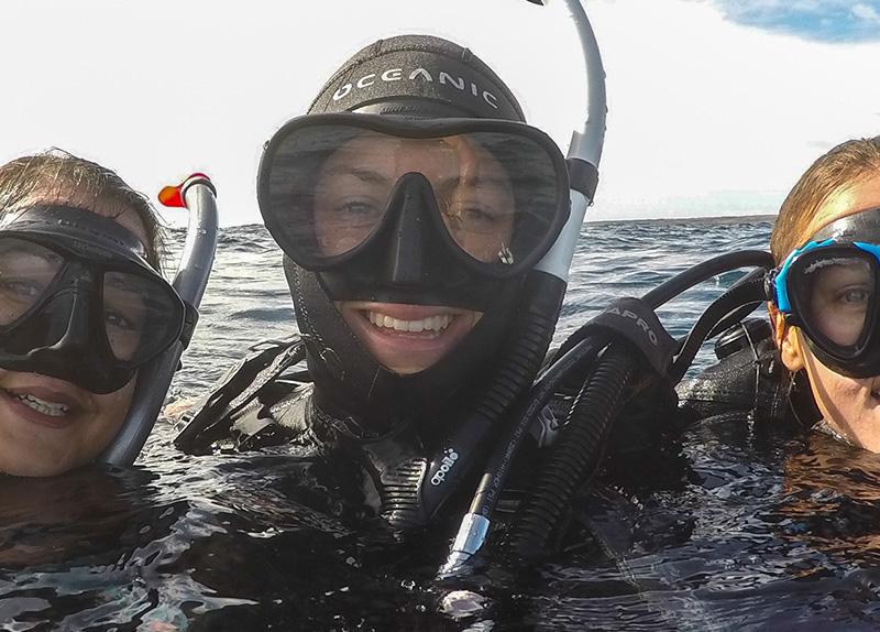 Dive Ningaloo - Dive Team