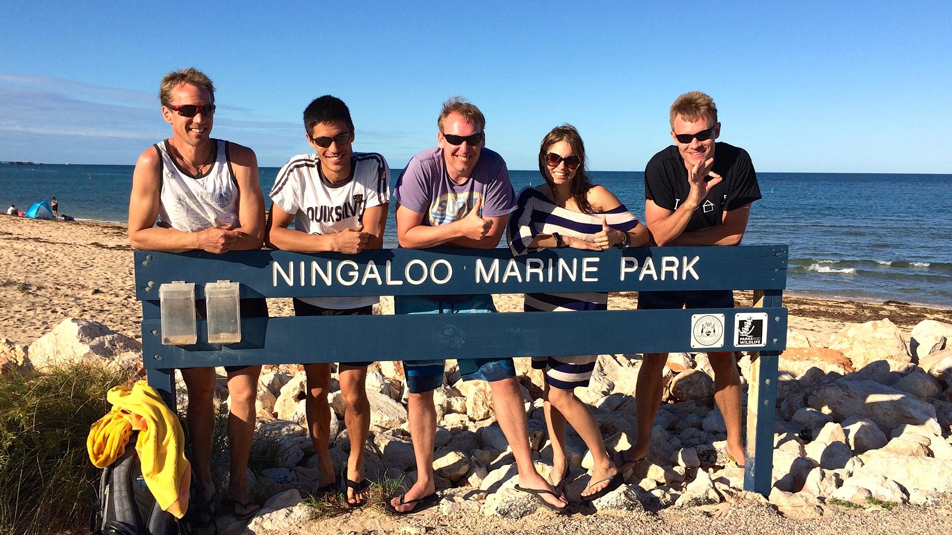 Dive Ningaloo - World Heritage Area