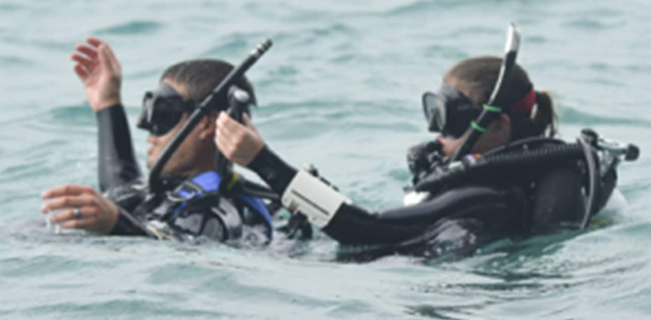 Dive Ningaloo - Rescue Course