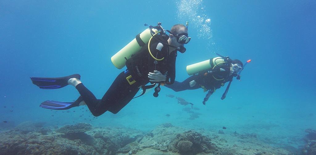 Dive Ningaloo - Alert Rescue Divers