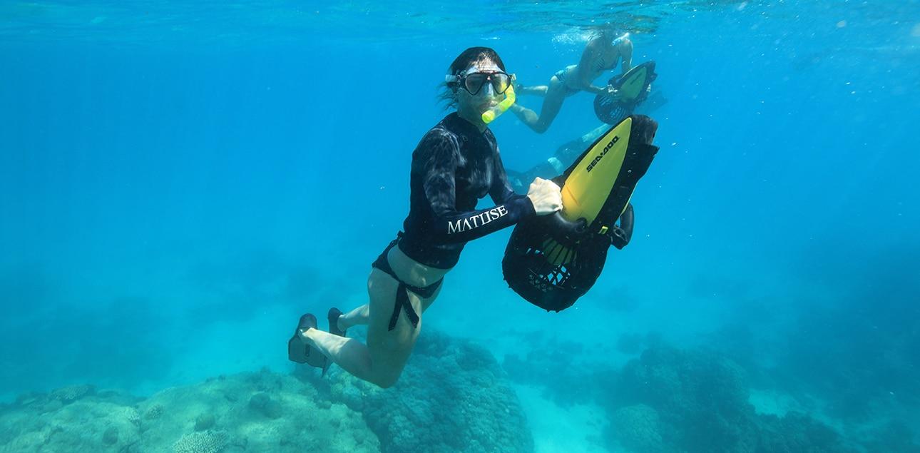 Dive Ningaloo - SeaDoo