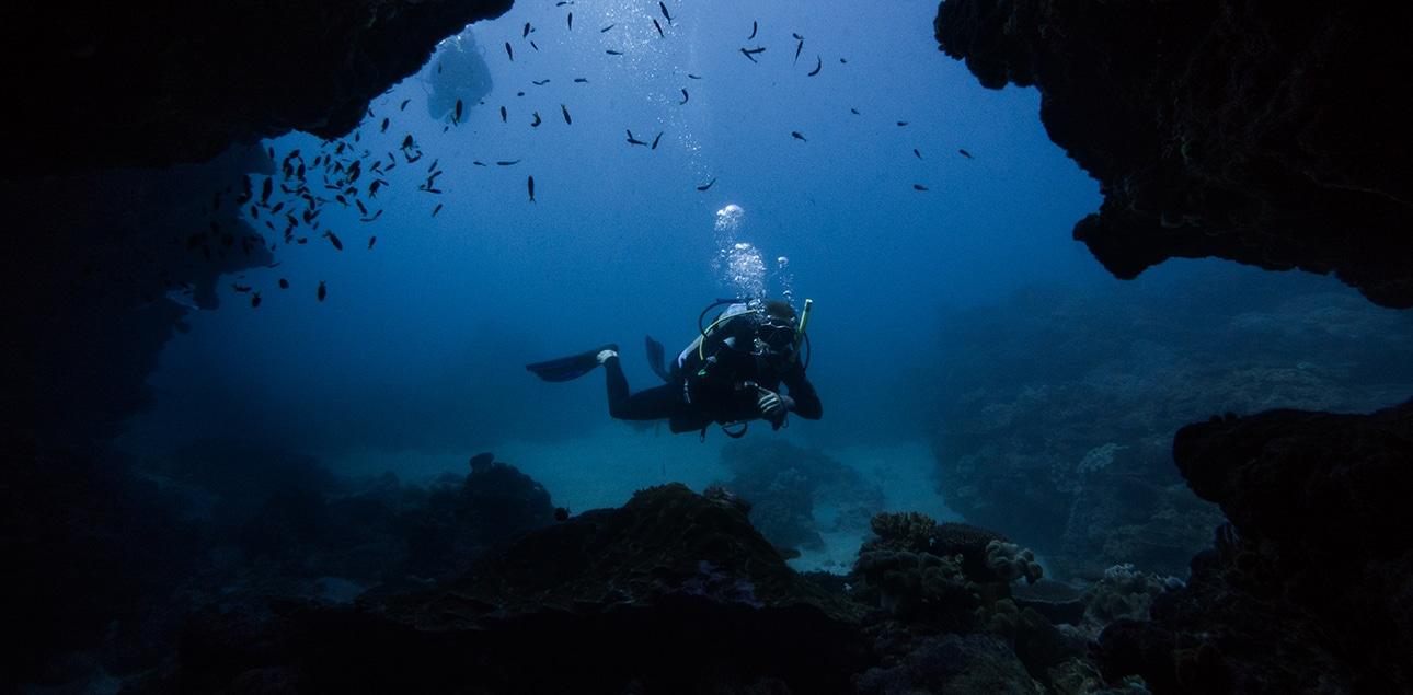 Dive Ningaloo - Deep Specialty